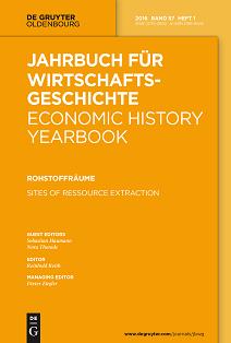 economic history yearbook