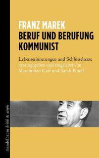 graf - marek bookcover