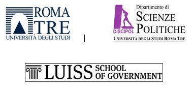 rome tre luiss logo